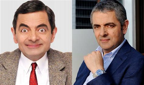 actor who looks like mr bean rowan atkinson dead this time in a car crash mr bean