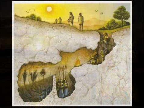 la caverna la alegoria de la caverna y los niveles de conocimiento