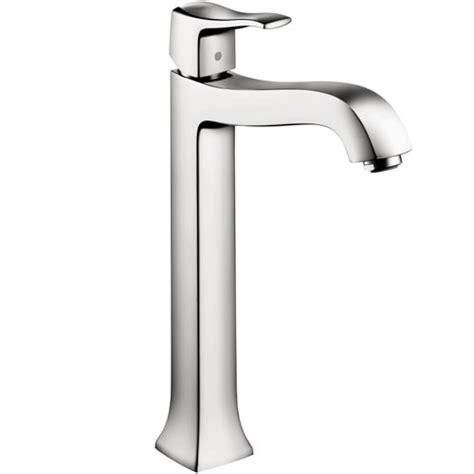 Hansgrohe Metris Faucet by Hansgrohe 31078001 Metris C Single Lavatory