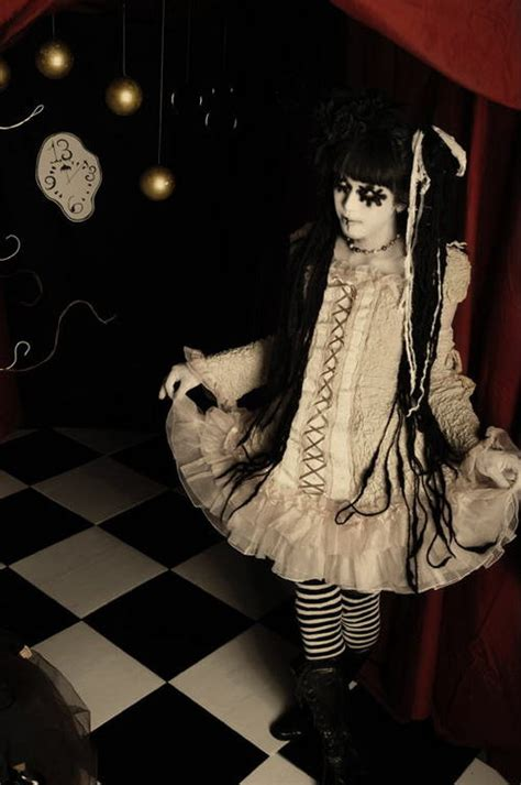 black and white photo creative costumes for the spooky theater images peggy hd wallpaper and background photos 27343688