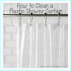 how to clean plastic shower curtain 16 ways to clean your bathroom and keep it that way