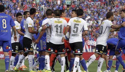 Resumen U De Chile Vs Colo Colo by U De Chile Vs Colo Colo Resumen Goles Y Mejores