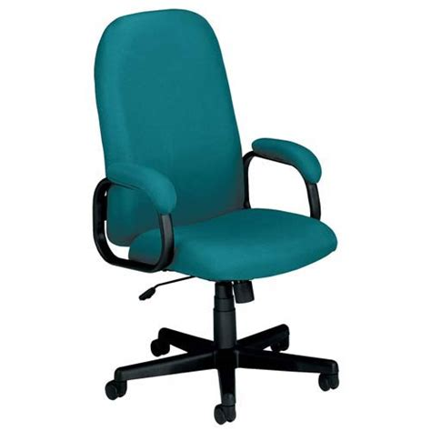 Teal Office Chair teal fabric executive desk chair ofm office furniture