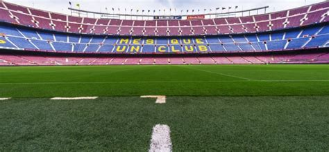 Mba Programs In Barcelona by Fc Barcelona Offers Strategic Insights To Mba Class At
