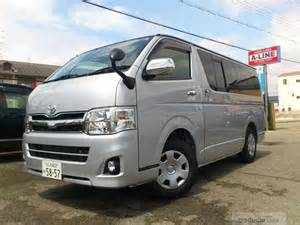 Toyota Commuter 2012 Used Toyota Hiace 2012 For Sale Japanese Used Cars