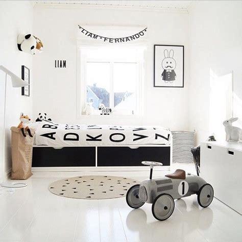 id馥 d馗o chambre noir et blanc chambre enfant d 233 co noir et blanc e interiorconcept