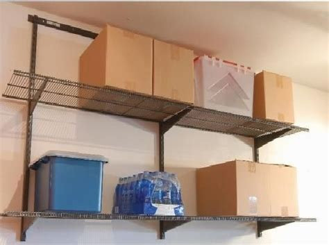 garage wall shelving 17 best ideas about garage wall shelving on wall storage shelves garage shelving
