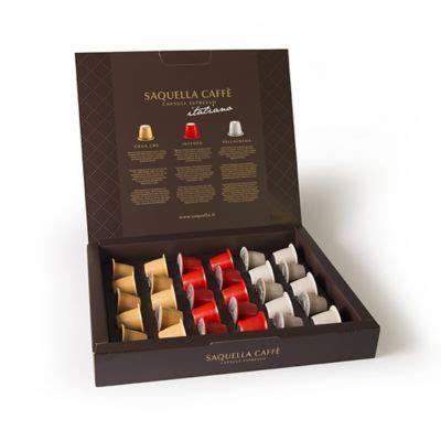 Saquella Coffee Pod Gift Set   Pack of 30