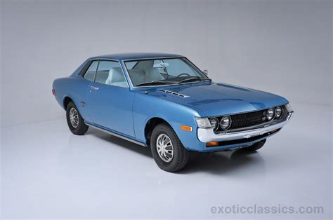 Toyota Celica Gt 1970 For Sale Spotless 1972 Toyota Celica For Sale Autoevolution