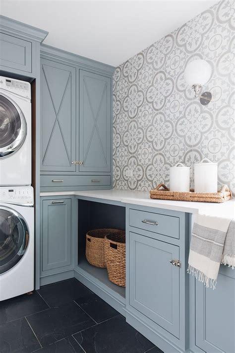 cloudy sky  benjamin moore dream laundry room