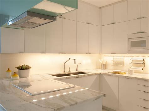 undercounter kitchen lighting under cabinet kitchen lighting pictures ideas from hgtv