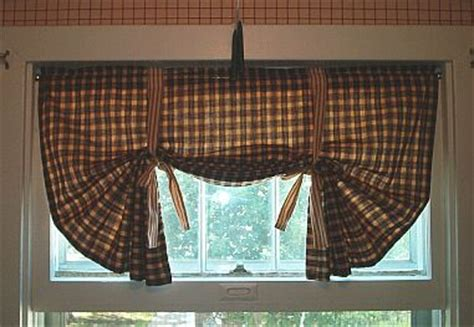 pattern tie up shades gone country crafters primitives country candles craft
