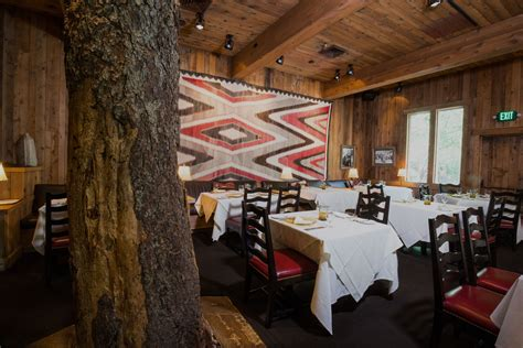Tree Room At Sundance by Sundance Mountain Resort Tree Room Sundance Utah