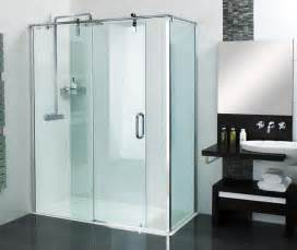 Sliding shower doors and sliding door shower enclosures roman showers
