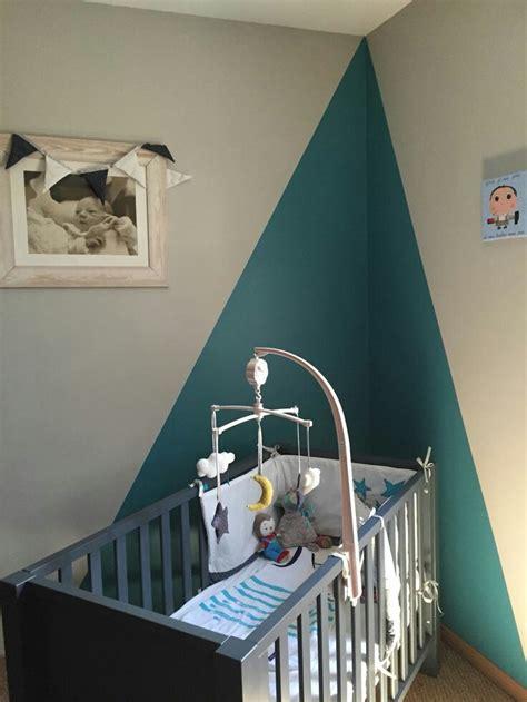 chambre bebe garcon bleu gris chambre baby boy