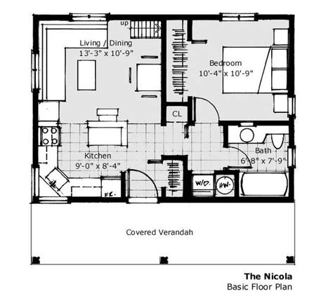 ft    house plan tiny houses small house