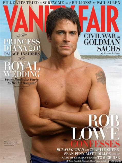 rob lowe living well is the best revenge huffpost