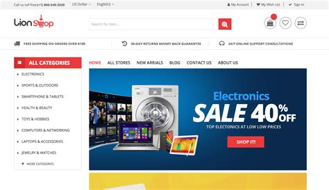 magento homepage template best website templates of 2017 wittythemes