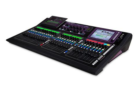 Mixer Allen Heath Digital allen heath gld 112 mixer unveiled news audiofanzine