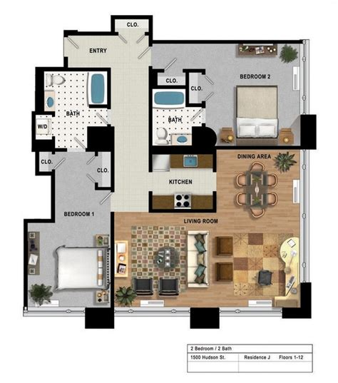hudson tea floor plans hudson tea lofts rentals hoboken nj apartments com