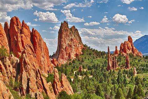 Garden Of The Gods Denver Gardens Of The Gods Colorado 2005
