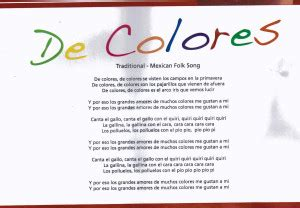 de colores lyrics about lulac of riverside 3190 lulac riverside council
