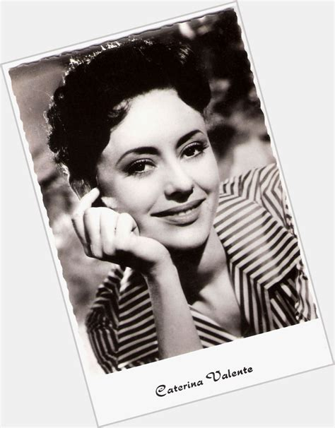 caterina valente ella fitzgerald caterina valente official site for woman crush wednesday