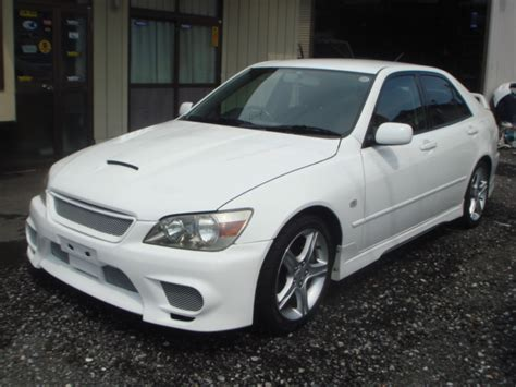 Toyota Altezza 2006 Toyota Altezza Sxe10 For Sale Car On Track Trading