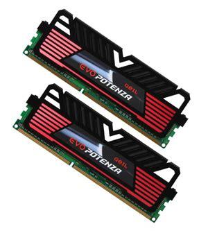 Ram Geil Ddr3 Evo Potenza 8gb geil evo potenza 8gb 2 x 4gb 240 pin ddr3 sdram ddr3 1600 pc3 12800 desktop memory model