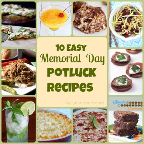 easy day recipes easy recipes for memorial day food easy recipes