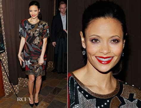 In Thandie Newtons Closet Mcqueen Pumps by Thandie Newton In Vintage Swee Lo New York