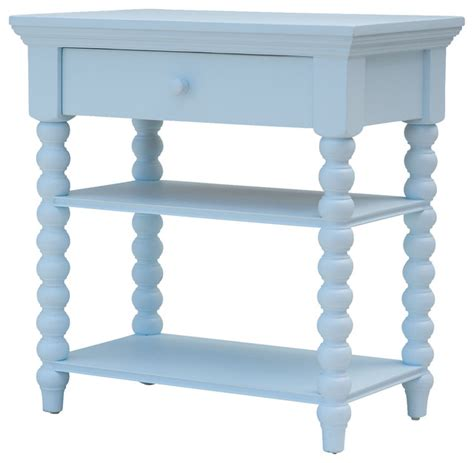 Baby Tables by Spindle Table Baby Blue Style