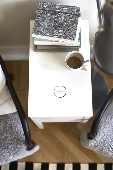 Nachttisch Qi by Ikea Len Und Tische Mit Qi Ladeger 228 T Ab April