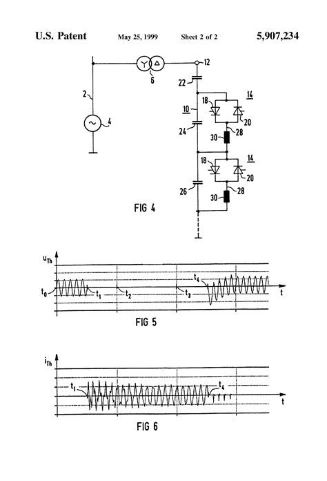 thyristor switched series capacitor definition patent us5907234 thyristor switched capacitor bank patents