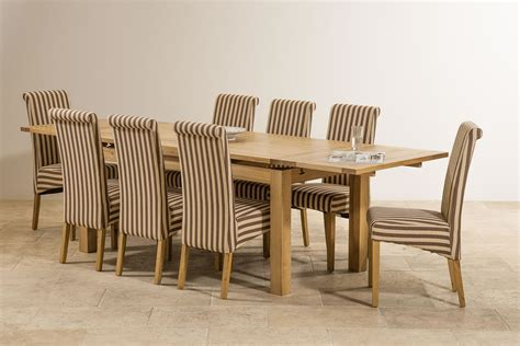Extending Oak Dining Table Seats 12 6ft X 3ft Solid Oak Extending Dining Table Seats Up To 12 Extended 8 Scroll Back