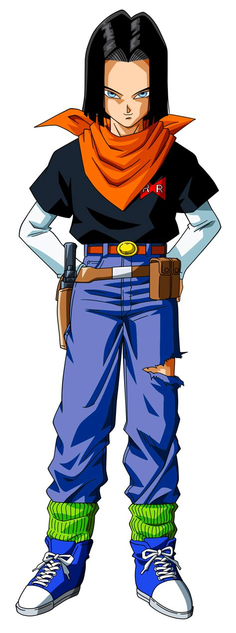 z android 17 android 17 wiki fandom powered by wikia