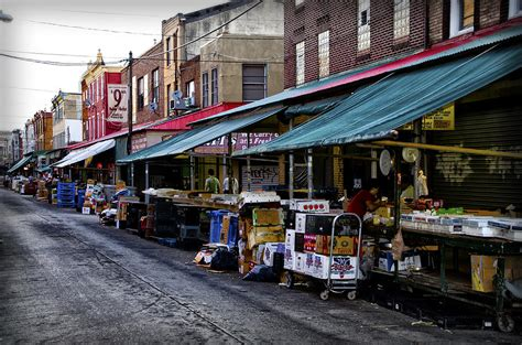 Home Decor Pittsburgh south philly italian market photograph by bill cannon