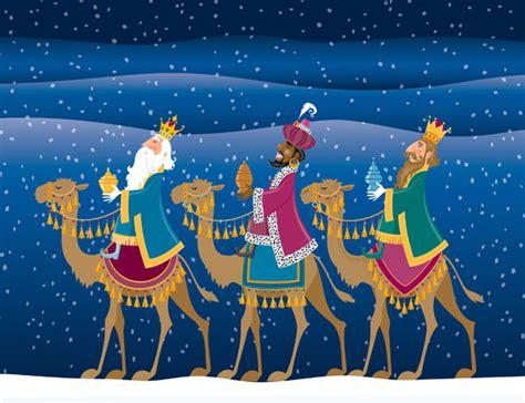 imágenes de los reyes magos de oriente im 225 genes de los reyes magos para pintar y colorear