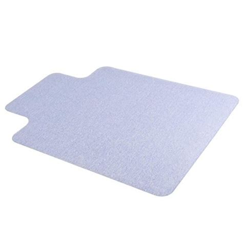 Chair Mat For Tile Floor by Goplus 48 X 36 Clear Pvc Office Chair Mat For Floor