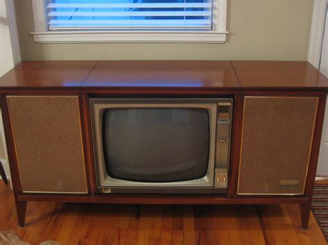 rca victor tv cabinet okc mod 187 when tv came to town