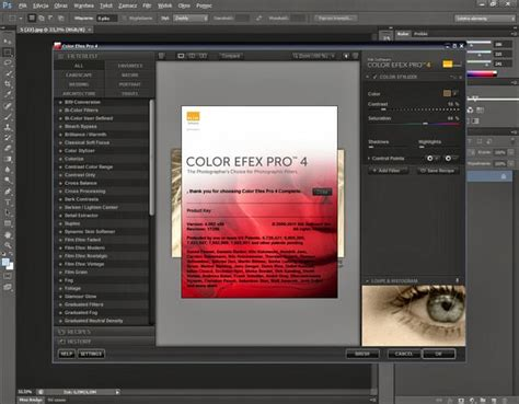 color effects pro color efex pro 4 3 24 serial number