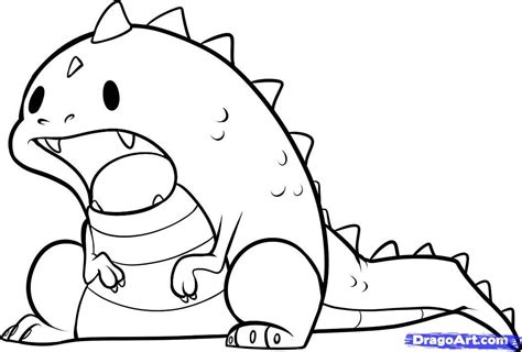 dinosaur coloring pages easy easy drawing dinosaur kids drawing coloring page az