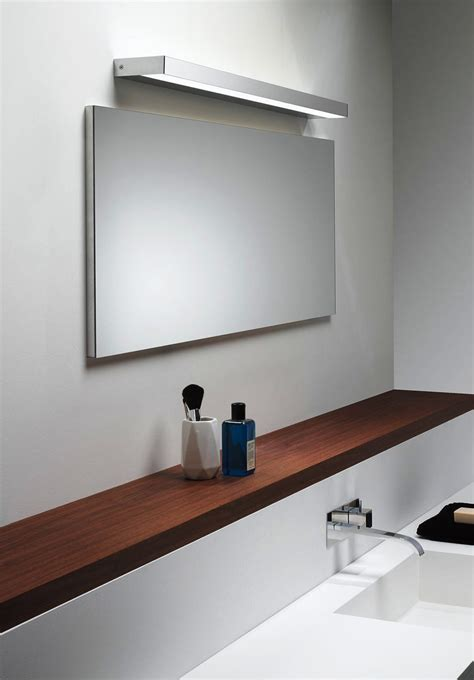 wall mounted bathroom mirrors with stylish shape and