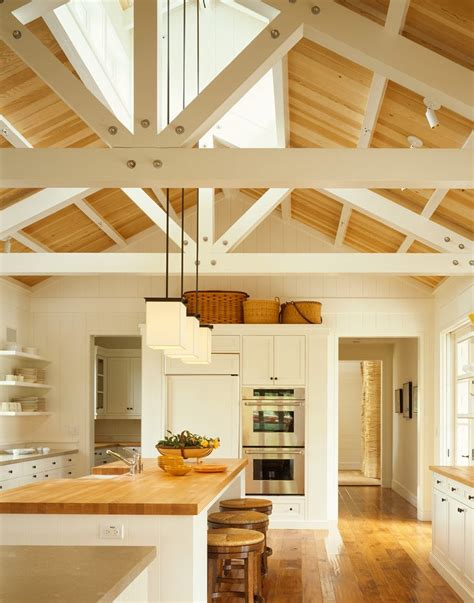 unique diy farmhouse overhead kitchen lights light and airy kitchen farmhouse with custom kitchen