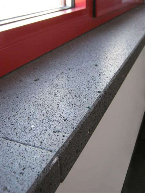 fensterbank basalt mendiger basalt garten design