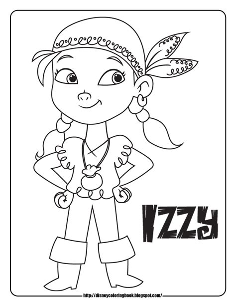 Jake And The Neverland Coloring Pages Free jake and the neverland 1 free disney coloring sheets learn to coloring