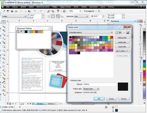 corel draw x5 yeni sayfa a ma coreldraw graphics suite x5 nowa wersja edytora grafiki