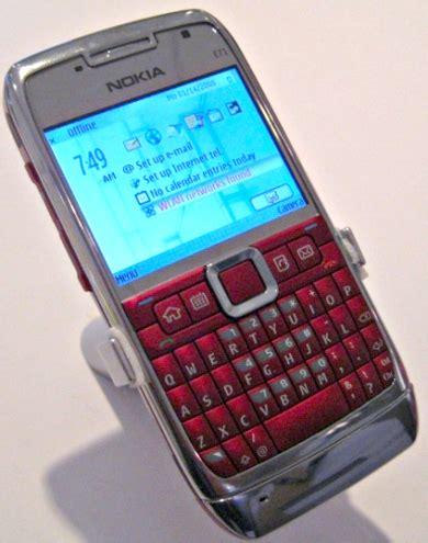 Nokia E71 Made In Korea nokia e71 color made in korea clickbd