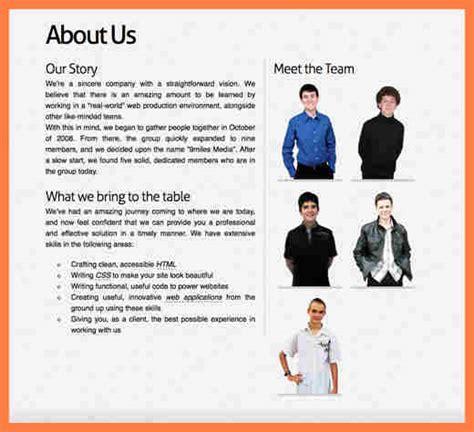 best company profile 5 best company profiles sles company letterhead
