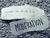 Image result for moderation or abstinence quotes